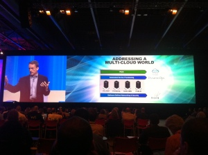 Addressing the multi cloud world